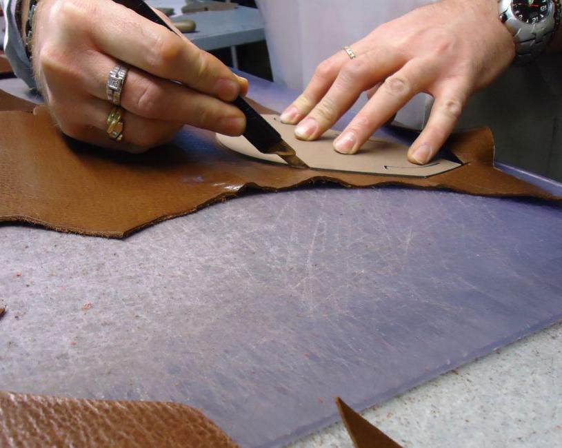 taglio pelli a campolongo maggiore